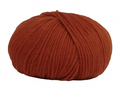 Hjertegarn INCAWOOL orange